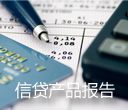 信贷产品报告2014