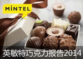 英敏特巧克力报告2014