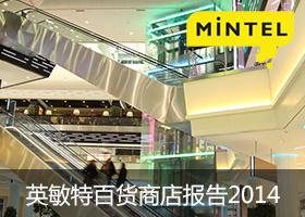 英敏特百货商店报告2014