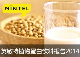 英敏特2014植物蛋白饮料报告-内容