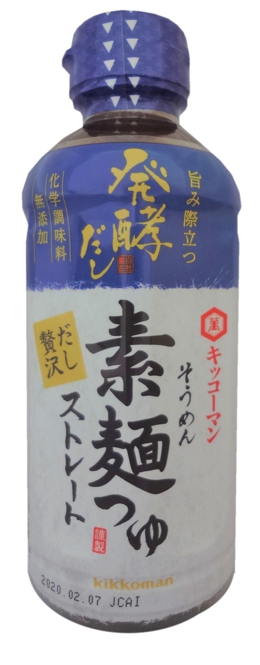 Kikkoman Hakko Dashi noodle sauce