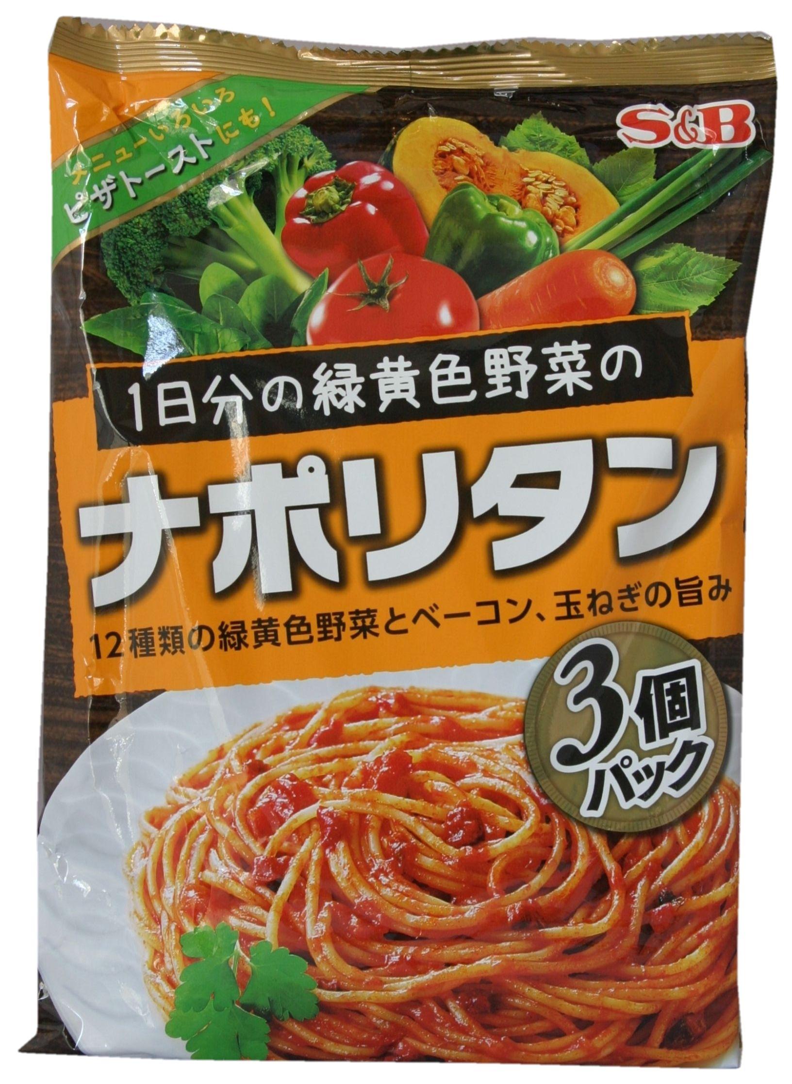 S&B pasta sauce